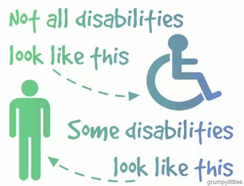 Invisible Disabilities and Inclusion